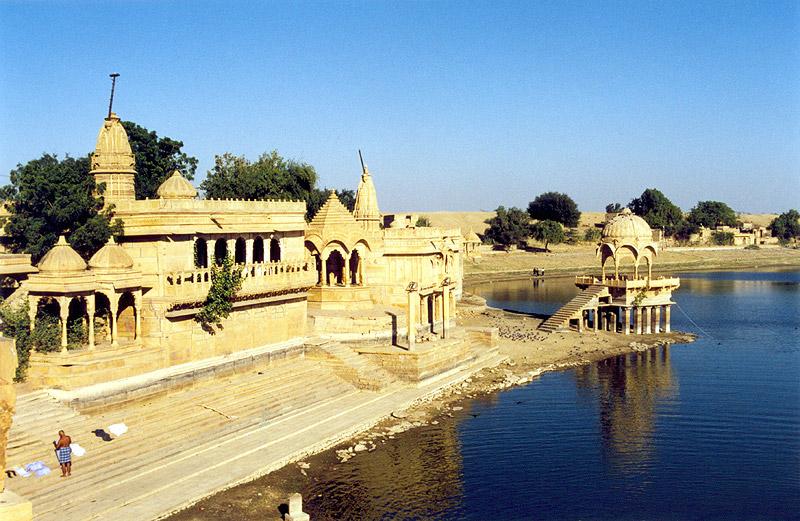 wüste indien jaisalmer